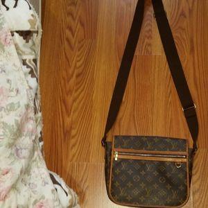 Authentic Louis Vuitton bosphore messenger bag pm for Sale in SeaTac, WA