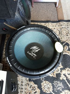 MA Audio Hard Koreb Speaker 15' for Sale in Florissant, MO