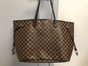 Louis Vuitton Neverfull GM Damier Ebene for Sale in Laurel, MD