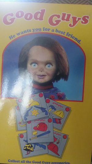 CHUCKY ULTIMATE ACTION FIGURE for Sale in Phoenix, AZ