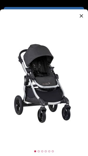 Baby jogger double stroller city select for Sale in Fair Lawn, NJ