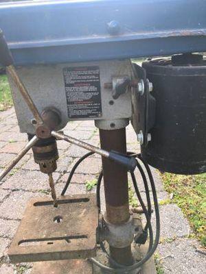 Ryobi drill press. 8 inch drill press for Sale in Hendersonville, NC