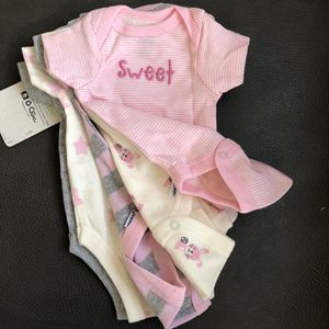 Brand New Organic Cotton Onesie for Sale in Spring, TX
