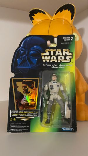 1996 Star Wars: The Power Of The Force Hoth Rebel Soldier for Sale in Hialeah, FL