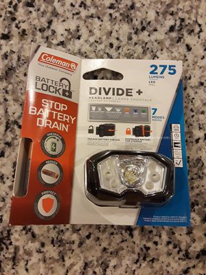 NEW Multi-Mode Headlamp for Sale in Rockville, MD
