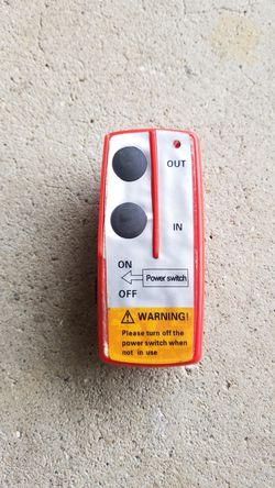 Wireless control for winch for Sale in Bridgeview,  IL
