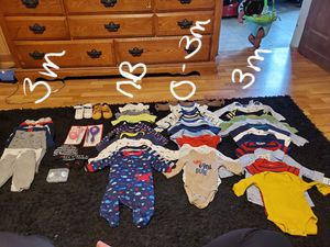 Baby boy clothes for Sale in Norfolk, VA