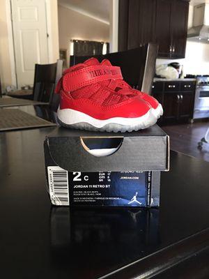 Jordan 11 retro- 2c / Gym red for Sale in Ontario, CA