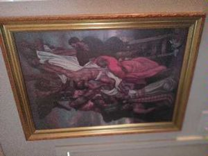 Black Jesus down from cross for Sale in Conyers, GA