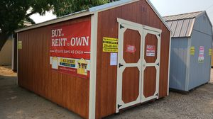 12x16 Portable Old Hickory Shed for Sale in Modesto, CA