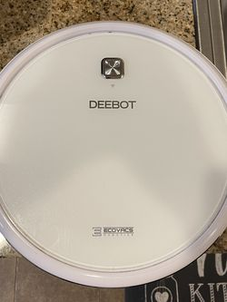 Deebot Robot Vacuum for Sale in Beaverton,  OR