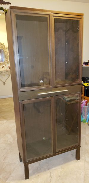 **Curio Cabinet** for Sale in Tolleson, AZ