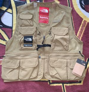Supreme X The North Face Cargo Vest for Sale in Rockville, MD