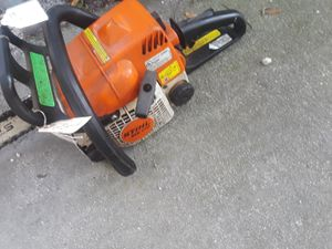 STINL CHAINSAW WEED EATER PARTS for Sale in Miami, FL