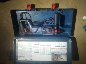 Bosch Hammer Drill RH54M for Sale in Snow Hill, NC