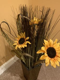 Small Artificial Sunflower for Sale in Lumberton,  NJ