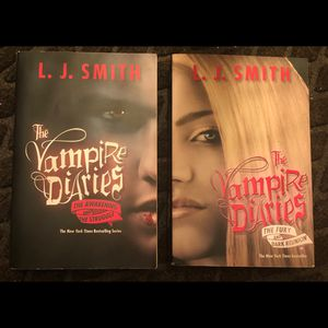 The Vampire Diaries - Books for Sale in US