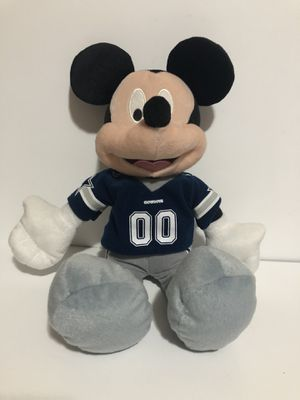 Dallas Cowboys Mickey Mouse for Sale in Seabrook, TX