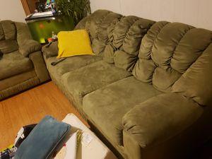 2 sofa & chair for Sale in Covington, WA