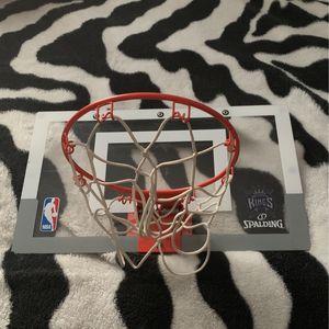 Indoor Basketball Hoop for Sale in Sacramento, CA