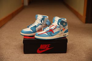 Nike Jordan 1 OW University Blue / Sz. 9.5 for Sale in Liberty, PA