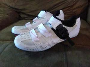 Scante bicycle shoes road bike for Sale in Miramar, FL