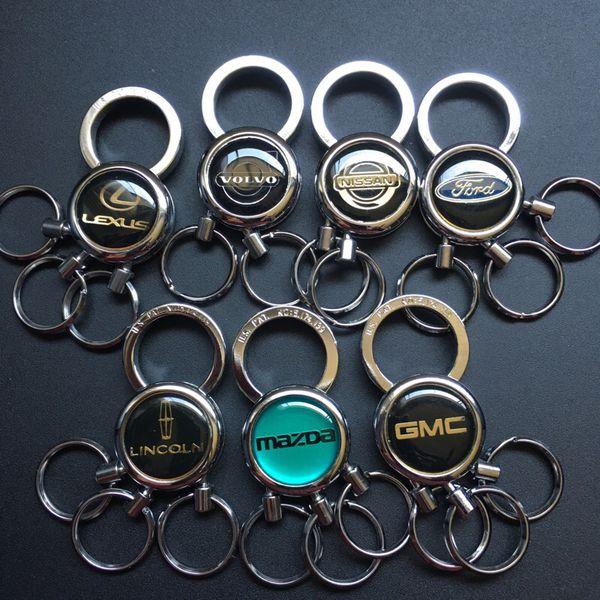 Car key rings