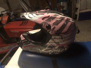Gmax Dot youth small girls helmet for Sale in Port Arthur, TX