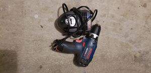 12 volts Bosch drill for Sale in Central Falls, RI