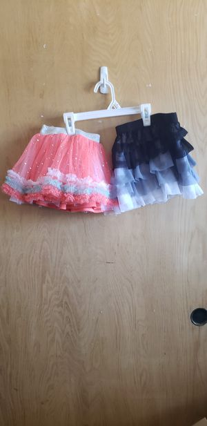 2 tutu skirts for Sale in Gilroy, CA