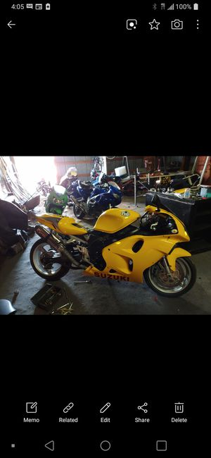 2000 TL1000R for Sale in Seattle, WA