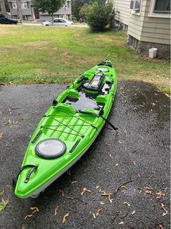 Jackson cuda LT fishing kayak for Sale in Lowell,  MA