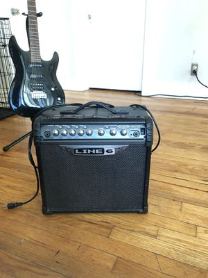 Spider 3 15 amplifier-15 watts 1-8 for Sale in St. Louis, MO