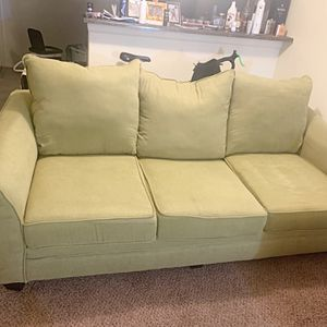 Sofa, Love Seat, Ottoman, 2 End Tables, And Tv Stand for Sale in Clearwater, FL