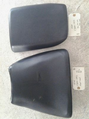 Kawasaki zx7r front and rear seat driver passenger motorcycle 96-03 for Sale in Coconut Creek, FL