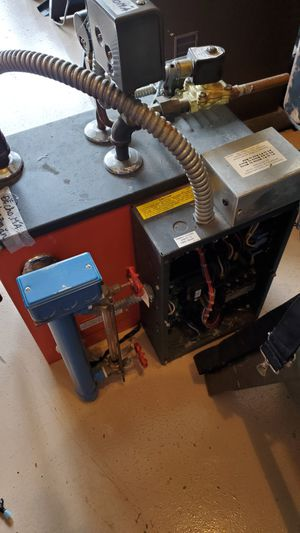 Electric steam generator steamaster hg-12 for Sale in Renton, WA