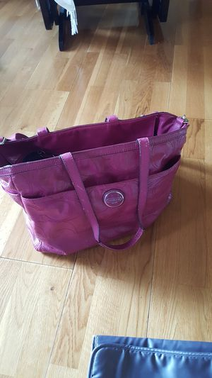 COACH Diaper/baby bag for Sale in Camas, WA