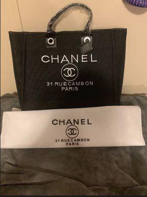Brand new black Chanel Tote for Sale in Rolla, MO