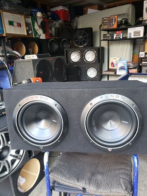 Rockford fosgate p1 10 inch for Sale in Los Angeles, CA