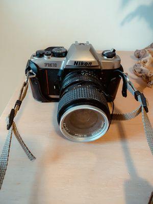 Nikon FM10 + lens for Sale in New York, NY