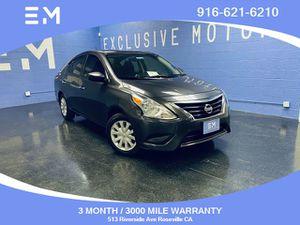 2015 Nissan Versa for Sale in Roseville, CA