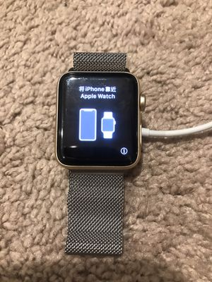 Apple Watch Series 2 42mm for Sale in Roseville, CA