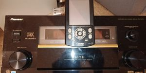 pioneer elite receiver for Sale in Woodlawn, MD