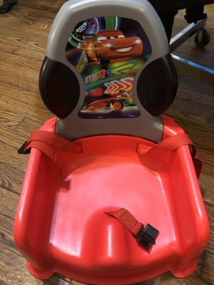 CARS Baby Seat for Sale in Orange, TX