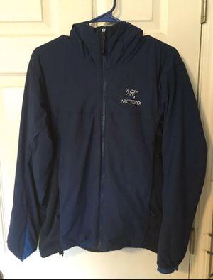 men's blue softshell arcteryx jacket for Sale in Monroe, WA