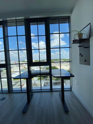 Autonomous smartdesk 2 standing / sitting desk for Sale in Miami, FL