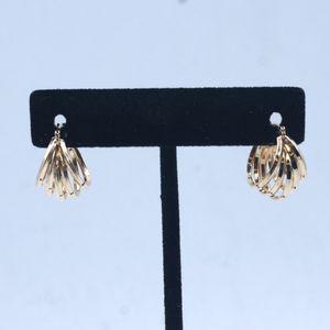 14k MultiLayer Hoop Earrings for Sale in Los Angeles, CA