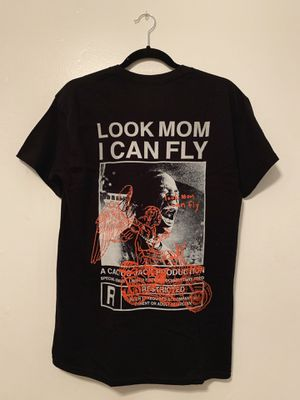 Travis Scott 'Look mom I can Fly' tee for Sale in Rialto, CA