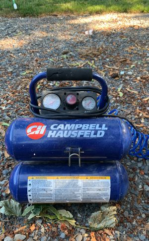 Campbell Hausfeld air compressor for Sale in Portland, OR