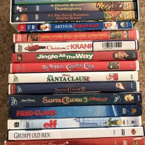 Christmas Movies for Sale in Escondido, CA